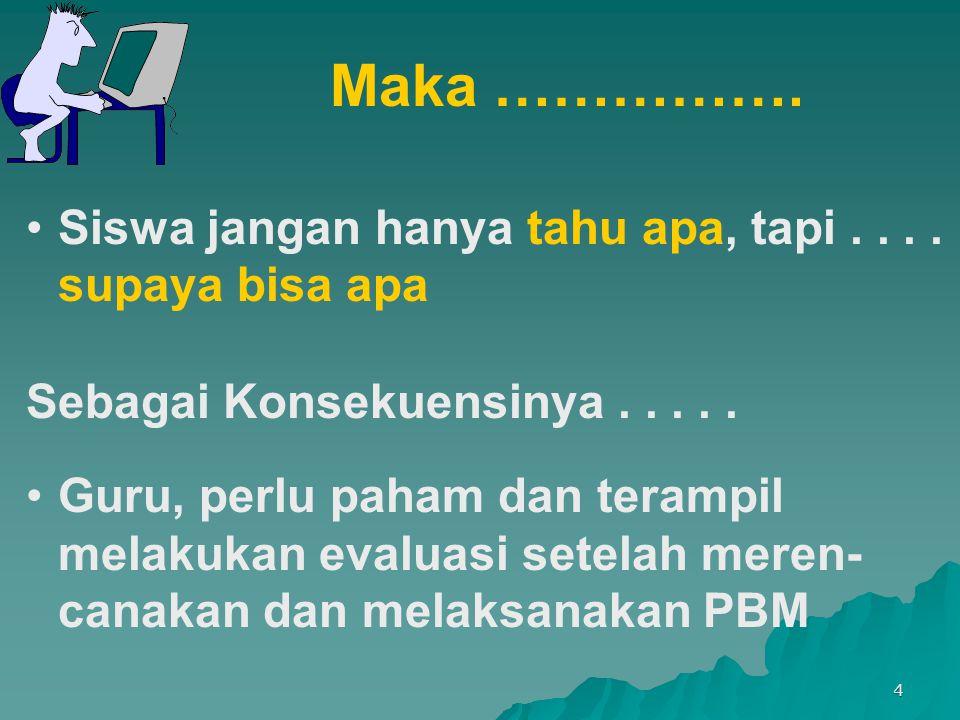 24 Kartu soal Mata Pelajaran / Kelas: Matematika / VI Bentuk Soal: Uraian Penyusun Soal: Umar Bakri, B.A.