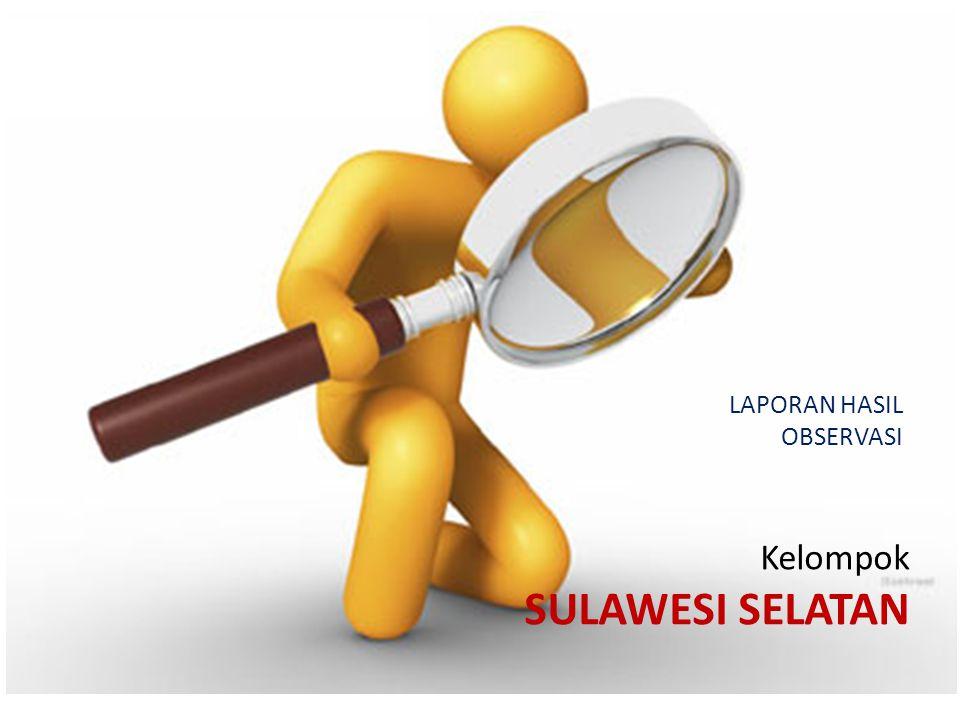 Lokasi SD MUHAMMADIYAH SAPEN Jalan Bimokurndo 33 Yogyakarta OBSERVER f.