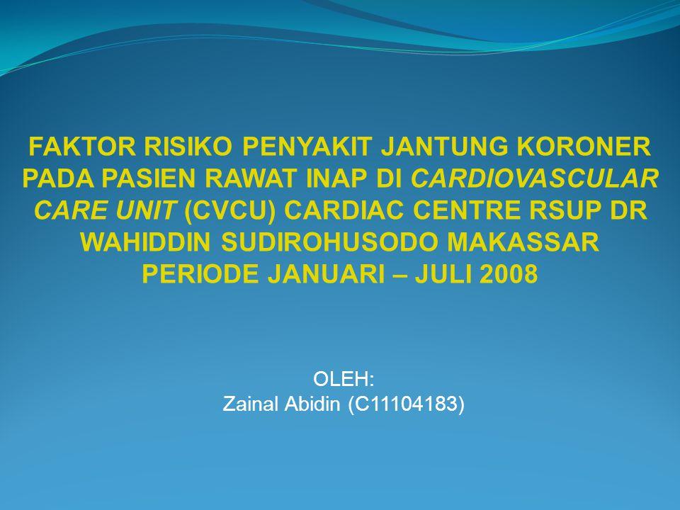LATAR BELAKANG Epidemiology Research   Indonesia Epidemiology Research  insiden peny.