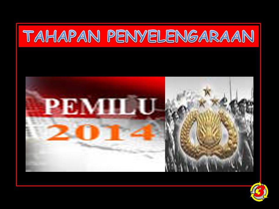 PERATURAN KPU NO 19, 1 OKTOBER 2013