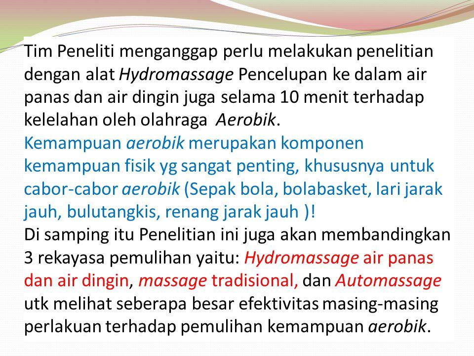 Cara Automassage Cara ini merupakan cara massage oleh diri sendiri melalui aktivasi mekanisme pompa otot.