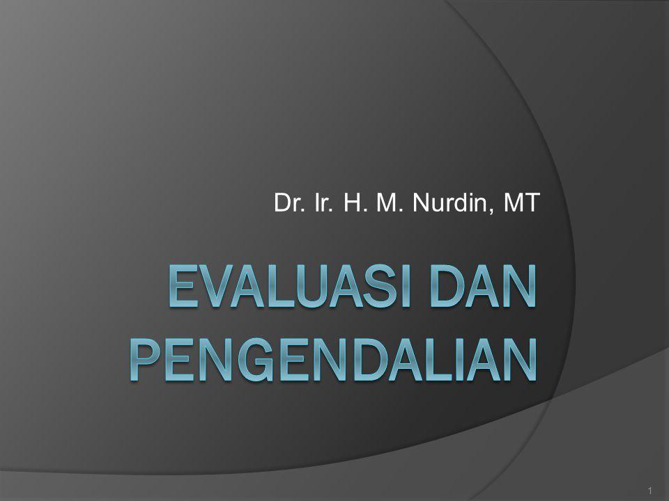 Dr. Ir. H. M. Nurdin, MT 1