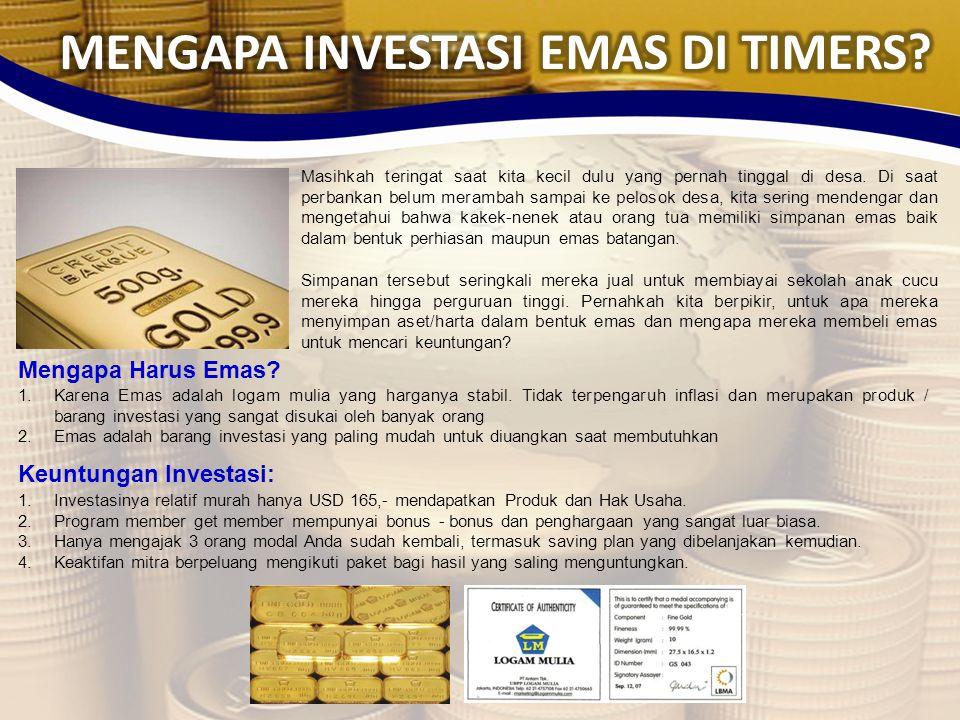 Jual Beli Emas untuk investasi cerdas berkebun emas adalah kandang emas pertama yang bisa dinikmati hasilnya dalam jangka menegah ke atas (3 s/d 5 tahun).