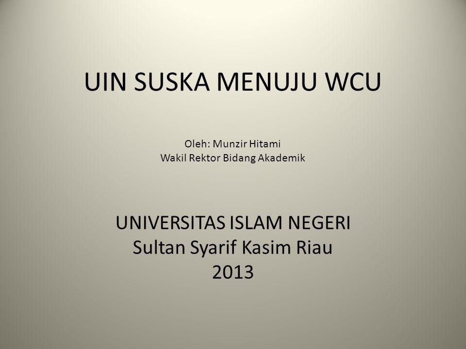 Vision To be an Excellent University of Choice in the world which advances Integration of Islamic Values and Knowledge In 2023