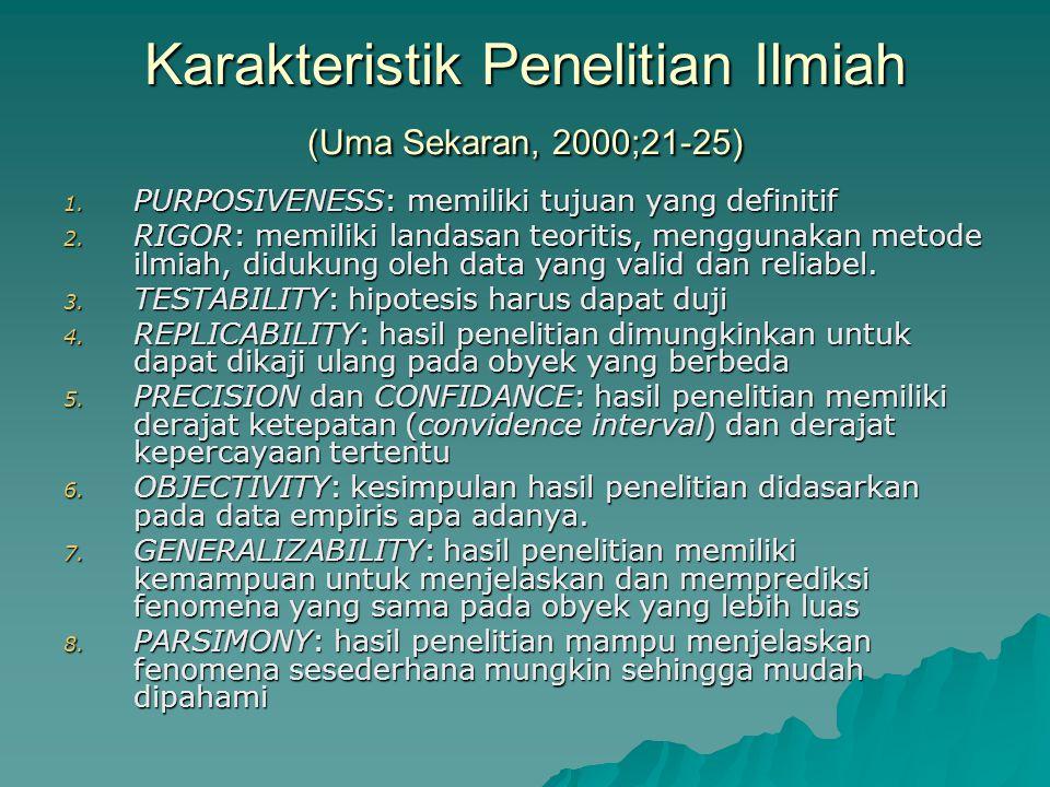 APLIKASI METODE ILMIAH DALAM PENELITIAN SOSIAL  METODE ILMIAH ATAU METODOLOGI ILMIAH (SCIENTIFIC METHODOLOGY) MERUPAKAN CARA SAHIH DAN ANDAL UNTUK MENDAPAT PENGETAHUAN ILMIAH  DAVID NACHMIAS DAN CHAVA NACHMIAS (1987), THE SCIENTIFIC METHODOLOGY IS A SYSTEM OF EXPLICIT RULES AND PROCEDURES UPON WHICH RESEARCH IS BASED AND AGAINST WHICH CLAIM FOR KNOWLEDGE ARE EVALUATED.