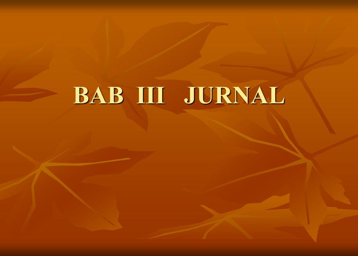 BAB III JURNAL