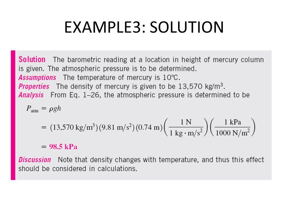 TEKANAN ATMOSFER ELEVASI (m) TEKANAN (kPa) TEKANAN (mmHg) 0 (sea level)101.325760.00 100089.88674.15 200079.50596.30 500054.05405.41 10,00026.5198.77 20,0005.5341.48 Rule of thumb: naik 10 m, tekanan atmosfer turun 1 mmHg