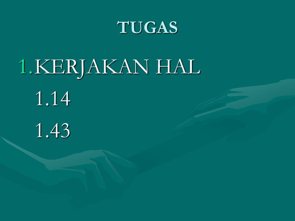 TUGAS 1.KERJAKAN HAL 1.141.43