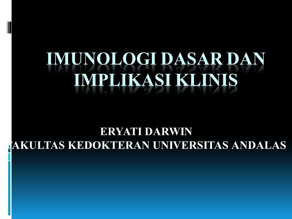 ERYATI DARWIN FAKULTAS KEDOKTERAN UNIVERSITAS ANDALAS