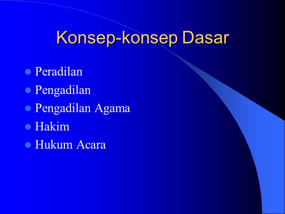 Prisip-prinsip peradilan dalam Ijtihad Umar (lanjutan) 3.
