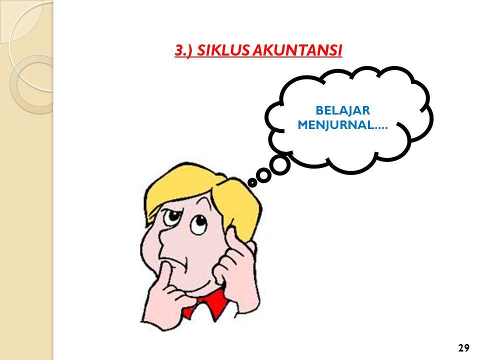 3.) SIKLUS AKUNTANSI BELAJAR MENJURNAL.... 29
