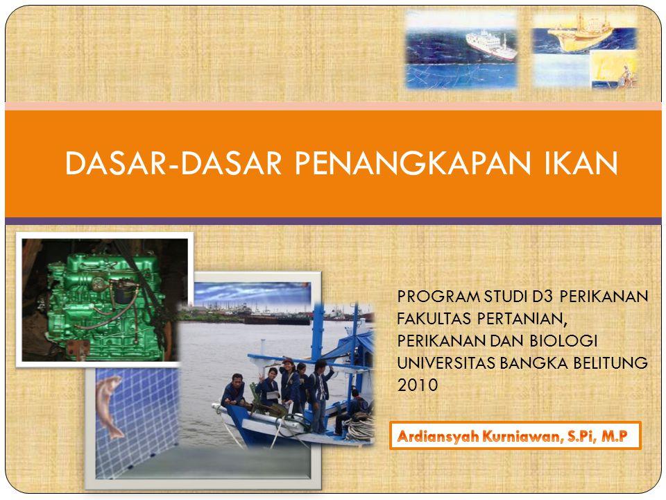 PRODUKSI PERIKANAN MENURUT FAO:  Termasuk produksi adalah data produksi yang mencakup semua hasil penangkapan ikan/binatang air lainnya/tanaman air yang ditangkap dari sumber perikanan alami atau dari tempat pemeliharaan, baik yang diusahakan oleh perusahaan perikanan maupun rumah tangga perikanan.