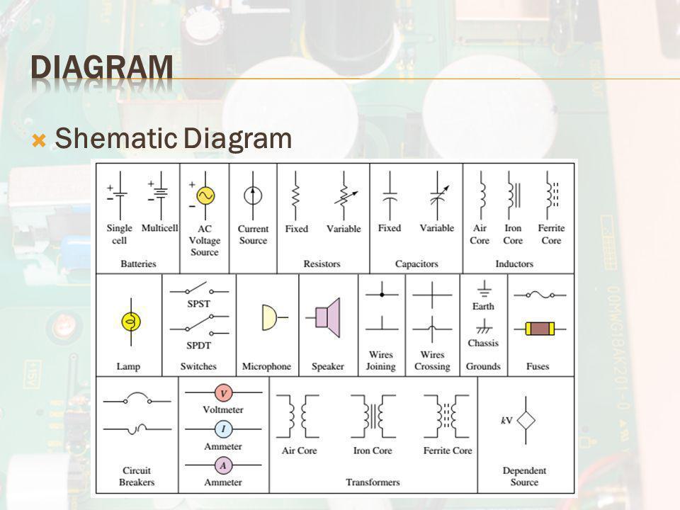  Shematic Diagram