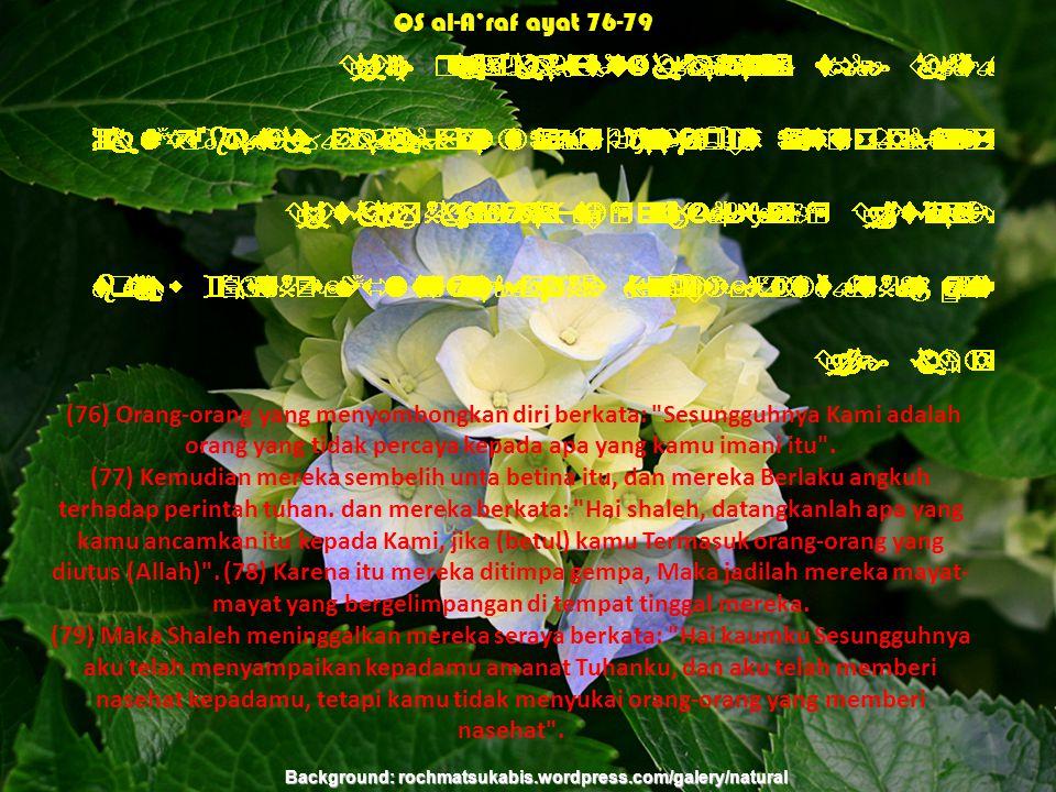 Hikmah Tiap-tiap orng yang durhaka kepada Allah, akhir hayatnya disudahi dengan siksaanNya.