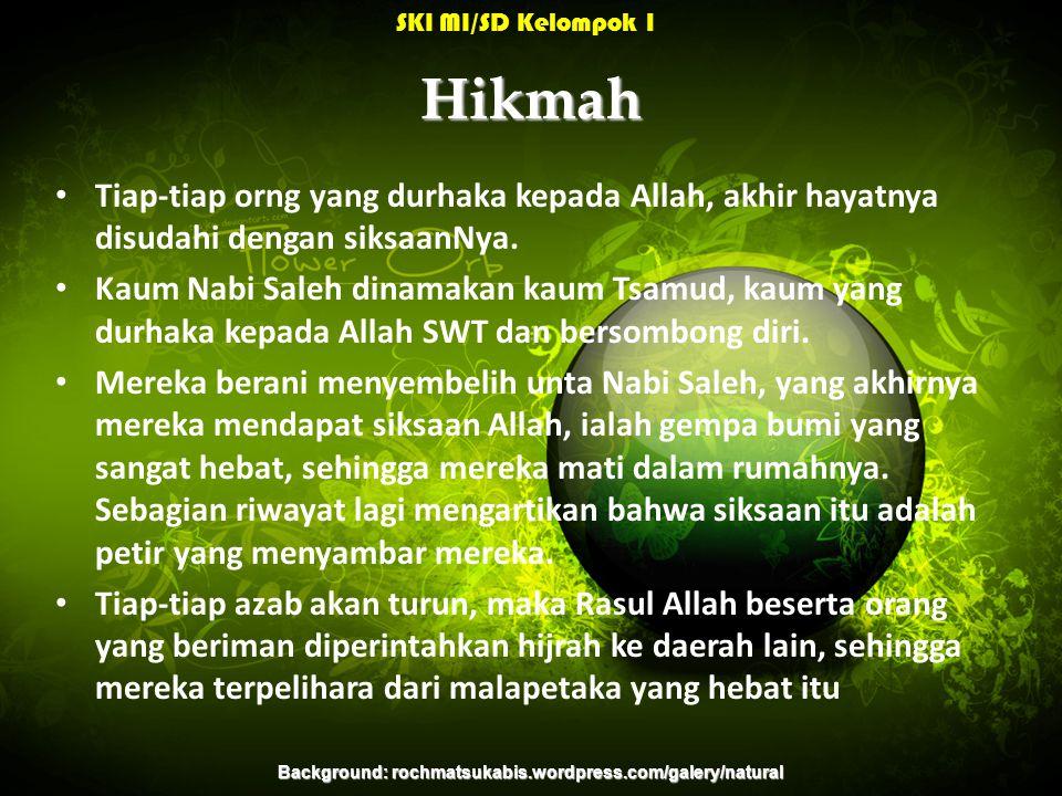 NABI LUTH A.S Luth a.s.adalah anak saudara laki-laki Nabi Ibrahim a.s.