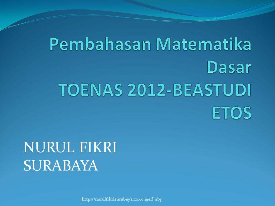 |http://nurulfikrisurabaya.co.cc|@nf_sby NURUL FIKRI SURABAYA