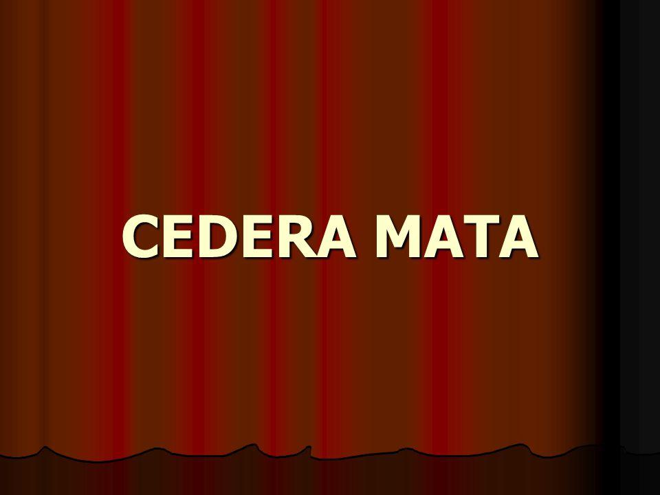 CEDERA MATA