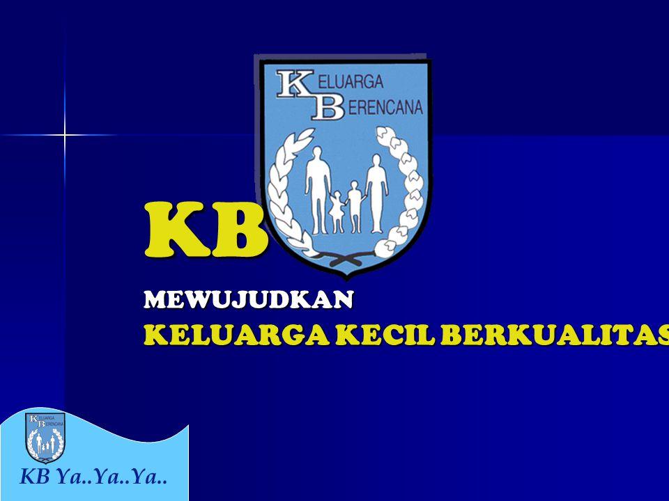 DISTRIBUSI KIE - KIT KIE Kits ini di droping dari BKKBN Pusat; BKKBD DKI Jakarta telah menduistribusikan KIE Kits tersebut ke Wilayah Kota/Kabupaten.