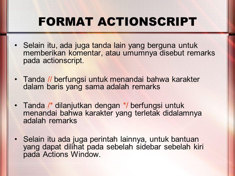 PERTEMUAN 2 KONTROL MOVIECLIP Pada contoh berikut, kita akan melihat bagaimana membuat button yang digunakan untuk melakukan kontrol pada animasi sebuah movieclip Selain itu juga movieclip yang digunakan untuk melakukan kontrol pada animasi movieclip.