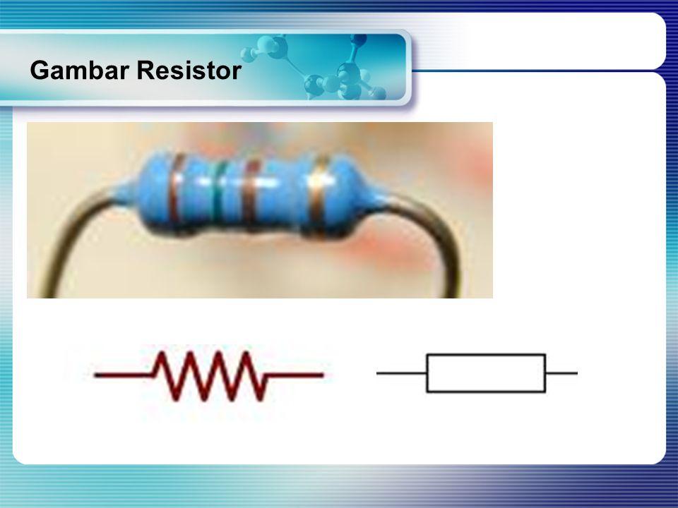 Gambar Resistor