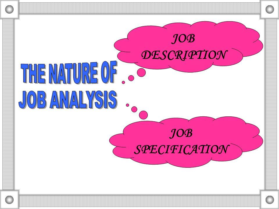 Functional Job Analysis * Menilai fungsional pekerjaan bukan hanya untuk data, manusia, & benda, tapi juga untuk empat dimensi lainnya: oIoInstruksi k