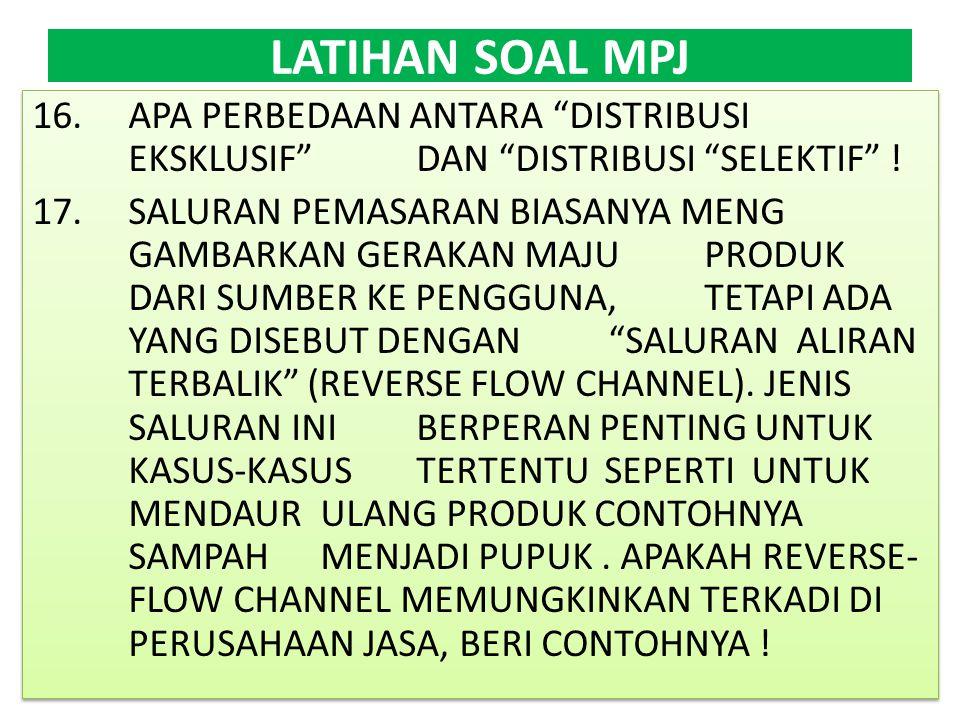 LATIHAN SOAL MPJ 18.