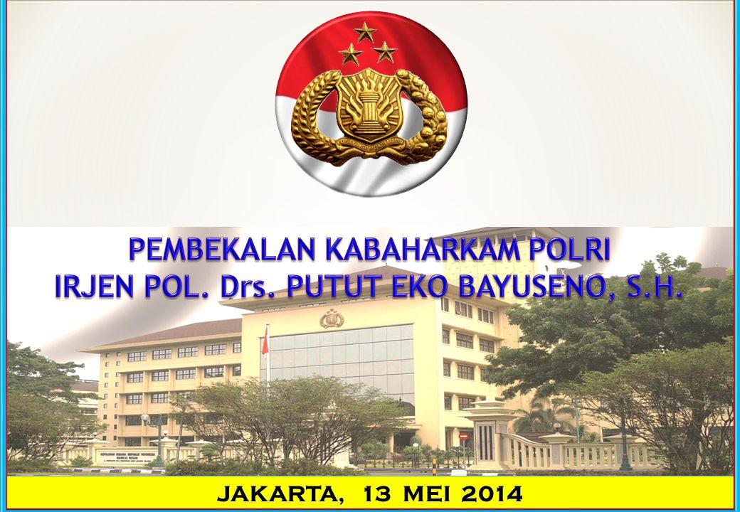 JAKARTA, 13 MEI 2014