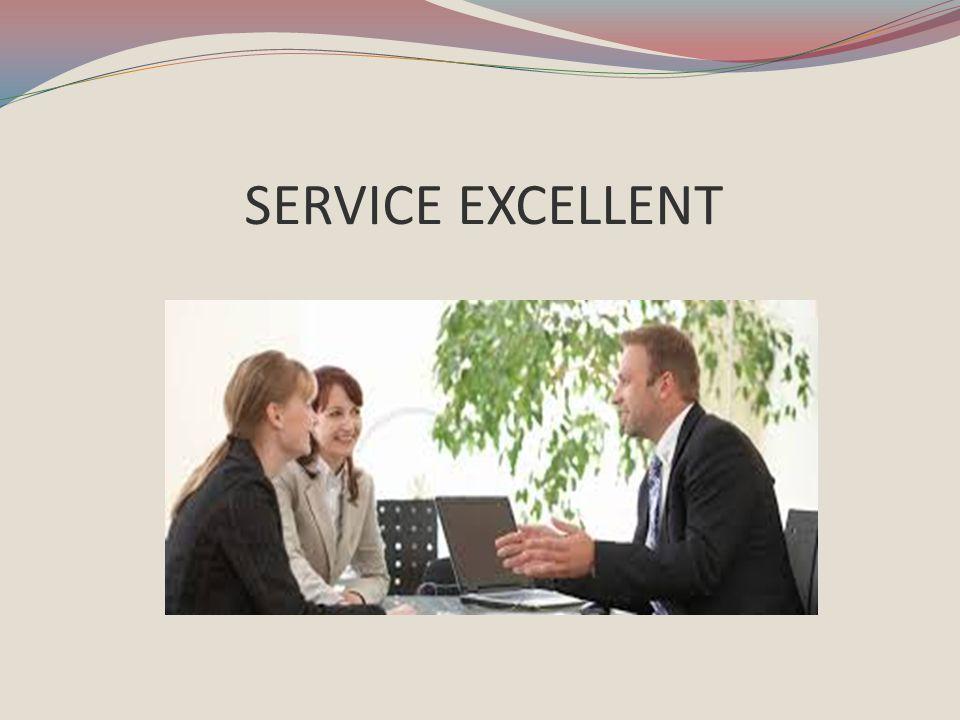 Definisi Memenuhi dan melampaui kebutuhan pelanggan Roy Kroc, pendiri McDonald mejadikan pelayanan sebagai nilai utama.