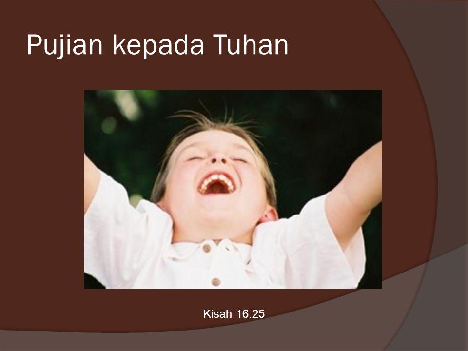 Pembebasan oleh Tuhan Kisah 16:26