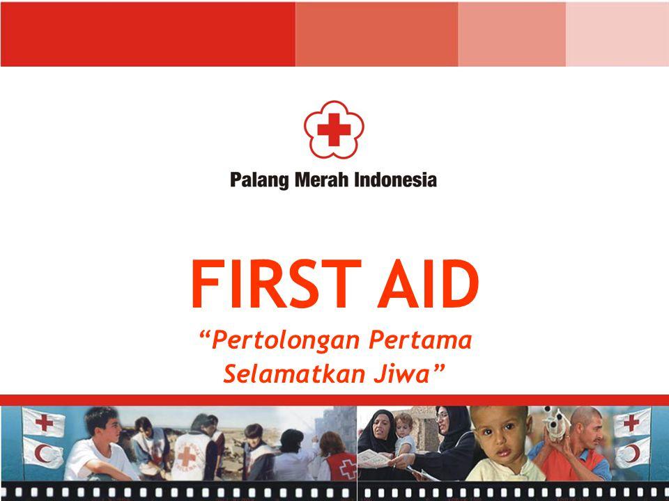 """Anchi PP KSR DasarPerdarahan & Syok1 FIRST AID """"Pertolongan Pertama Selamatkan Jiwa"""""""