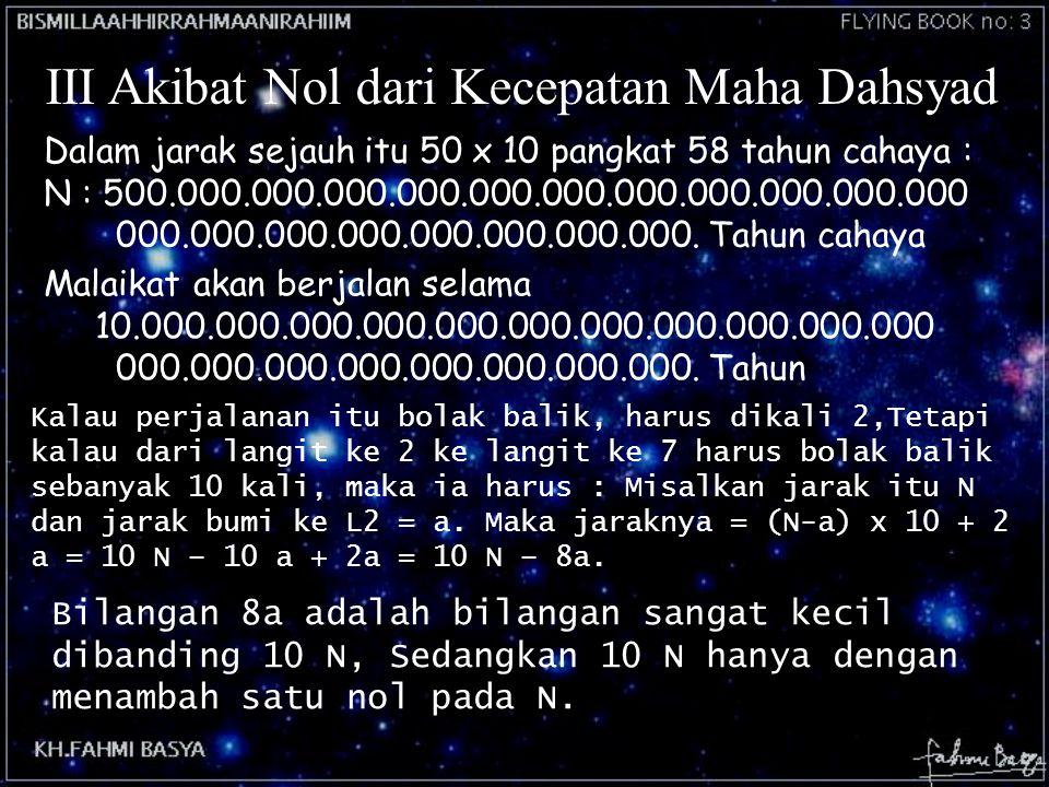 Dalam jarak sejauh itu 50 x 10 pangkat 58 tahun cahaya : N : 500.000.000.000.000.000.000.000.000.000.000.000 000.000.000.000.000.000.000.000. Tahun ca