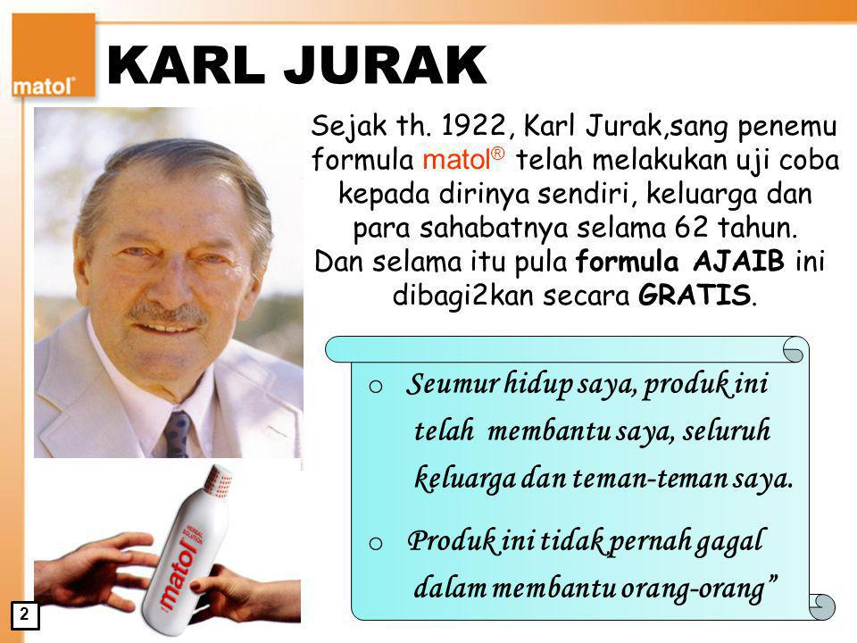 matol BOTANICAL INDONESIA 1Pengetahuan Produk