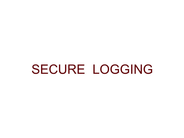 Non-aktifkan syslogd logging ke mesin remote.