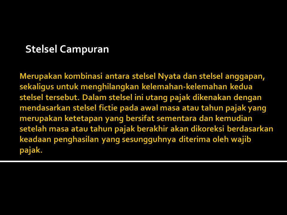 Stelsel Campuran