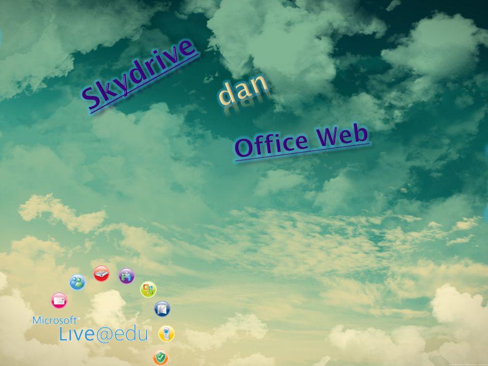 Cara penggunaan office web apps Word web apps Excel web apps Power point web apps One note web apps Keuntungan memakai skydrive dan office web Penjelasan office web Thx