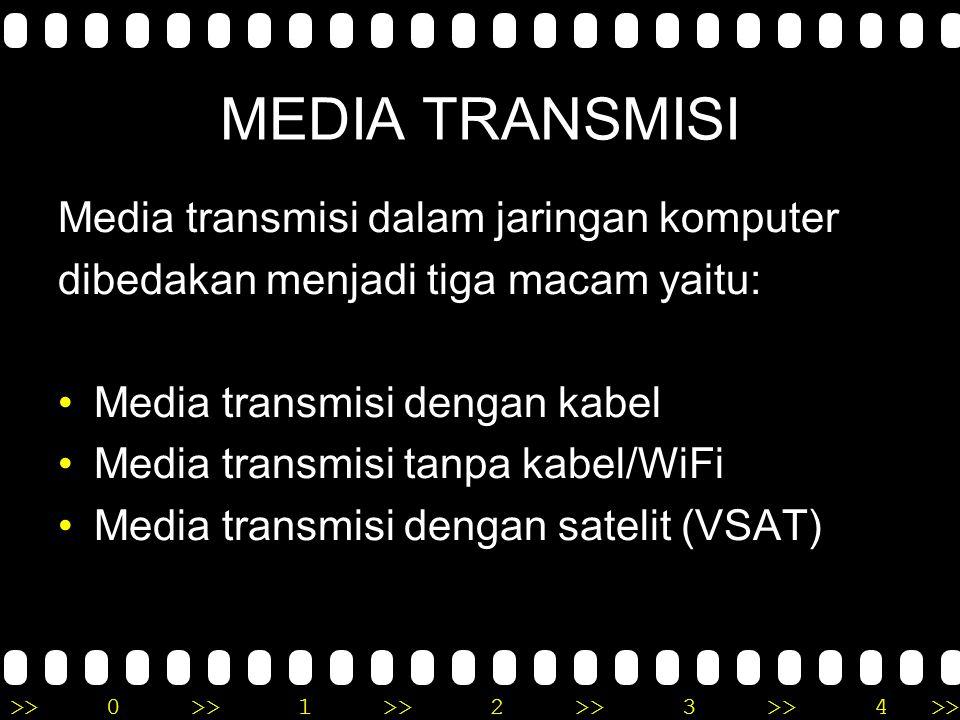 >>0 >>1 >> 2 >> 3 >> 4 >> Media Access Control (MAC) Berfungsi membuat frame dari byte 1 dan yang diterima oleh lapisan physical, serta memberikan har