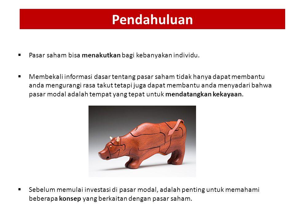  Dalam bahasa sederhananya, saham adalah surat berharga yang merupakan tanda penyertaan modal pada suatu perusahaan.