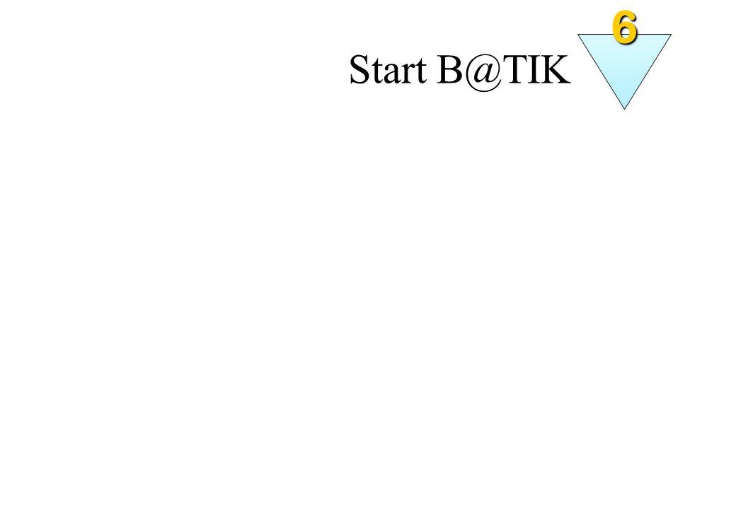 Start B@TIK 6666