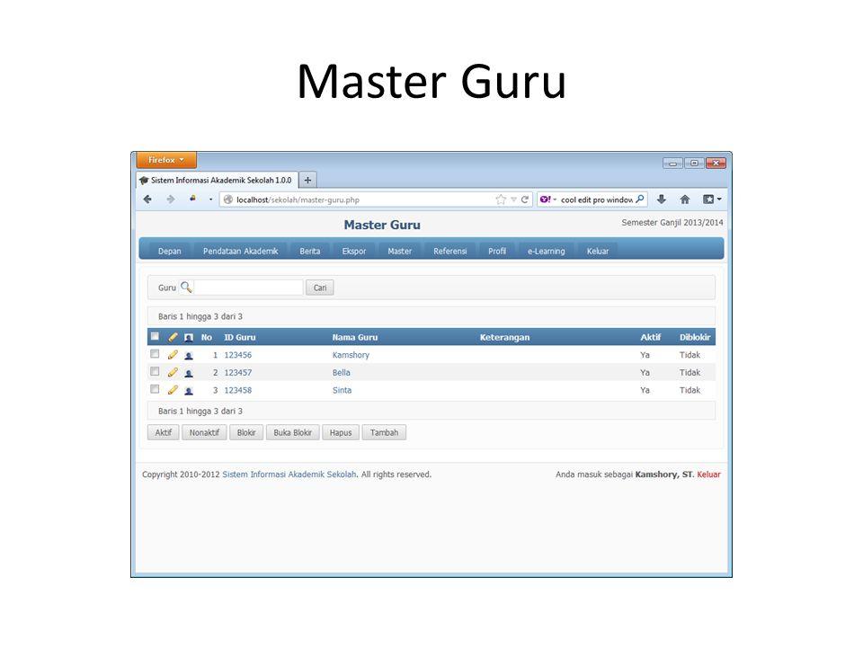 Master Guru