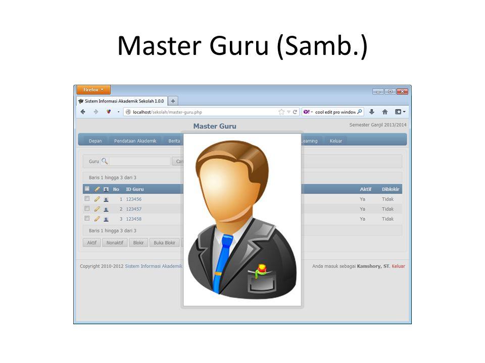 Master Guru (Samb.)