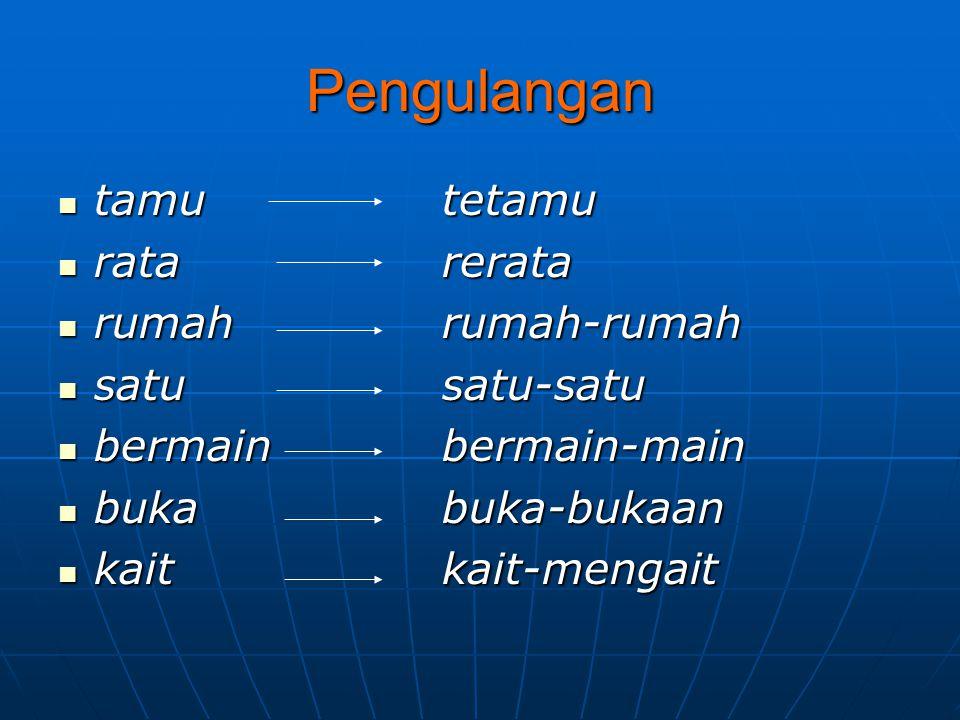 Ketepatan a.Perbedaan makna denotasi dan konotasi b.