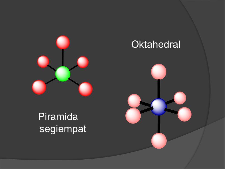 Piramida segiempat Oktahedral