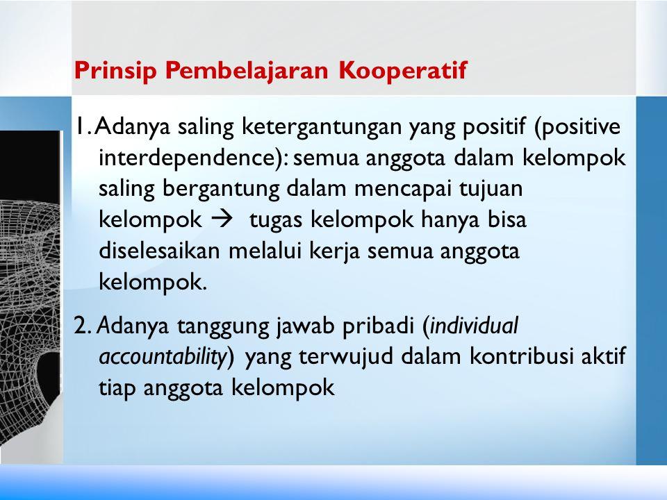 3.Ada tagihan kerja kelompok dan tagihan kerja individual.