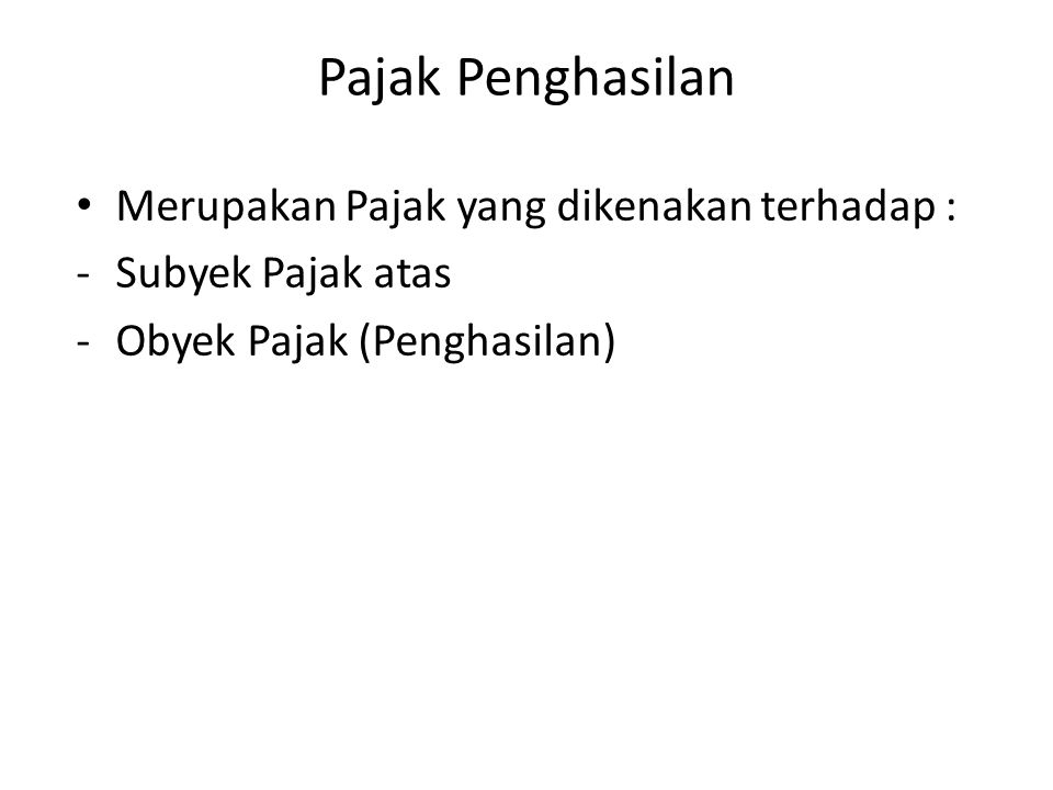 Tempat kedudukan manajemen Cabang perusahaan Kantor perwakilan Gedung kantor Pabrik Bengkel Pertambangan dan penggalian sumber alam, wilayah kerja pengeboran untuk eksplorasi pertambangan Perikanan, peternakan, pertanian, perkebunan, atau kehutanan Proyek konstruksi/instalasi/perakitan Pemberian jasa yang dilakukan lebih dari 60 hari dalam jangka waktu 12 bulan Agen yang kedudukannya tidak bebas Agen atau pegawai dari perusahaan asuransi luar negeri yang menerima premi atau menanggung resiko di Indonesia BENTUK USAHA TETAP Pasal 2 ayat (5) DAPAT BERUPA PPh 8
