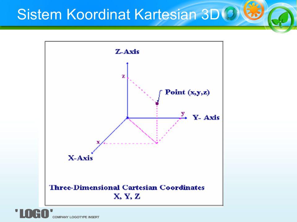 Sistem Koordinat Polar 3D