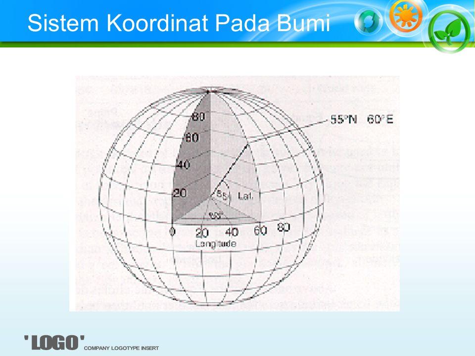 Garis Lintang dan Bujur Digunakan untuk memudahkan membagi wilayah p ada bumi dan juga sebagai penerapan sistem koor dinat pada bumi.