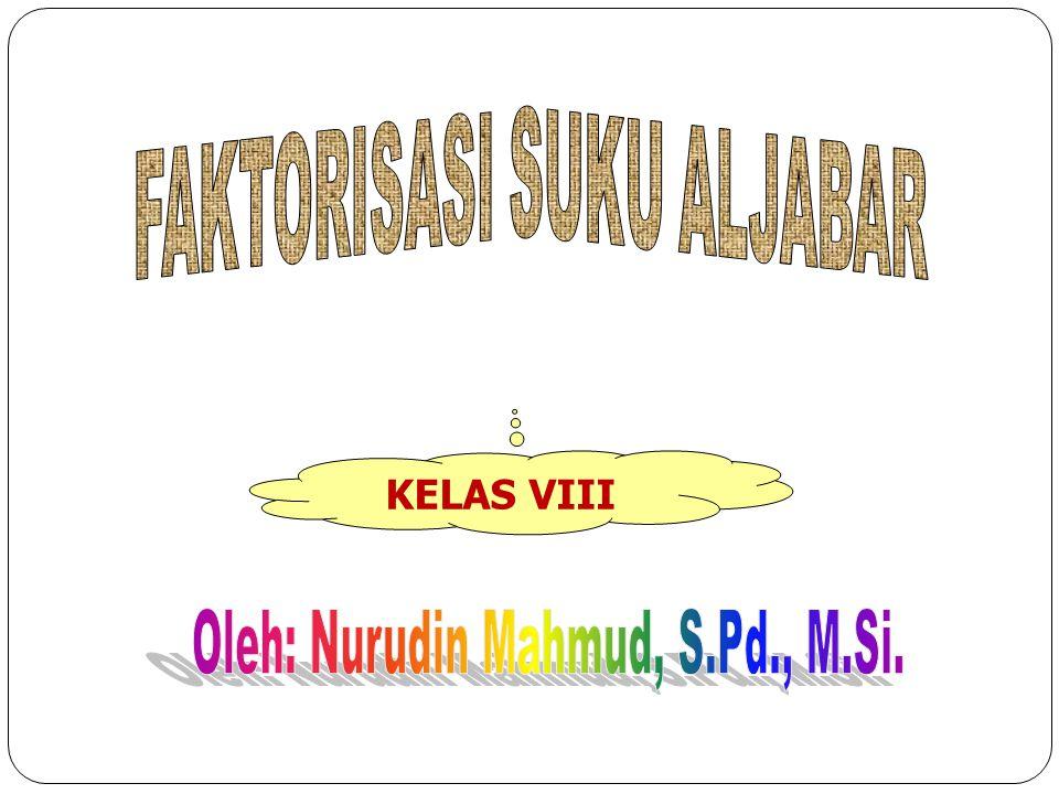 KELAS VIII