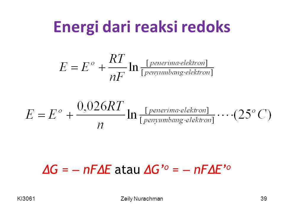 KI3061Zeily Nurachman40 Molekul pembawa elektron