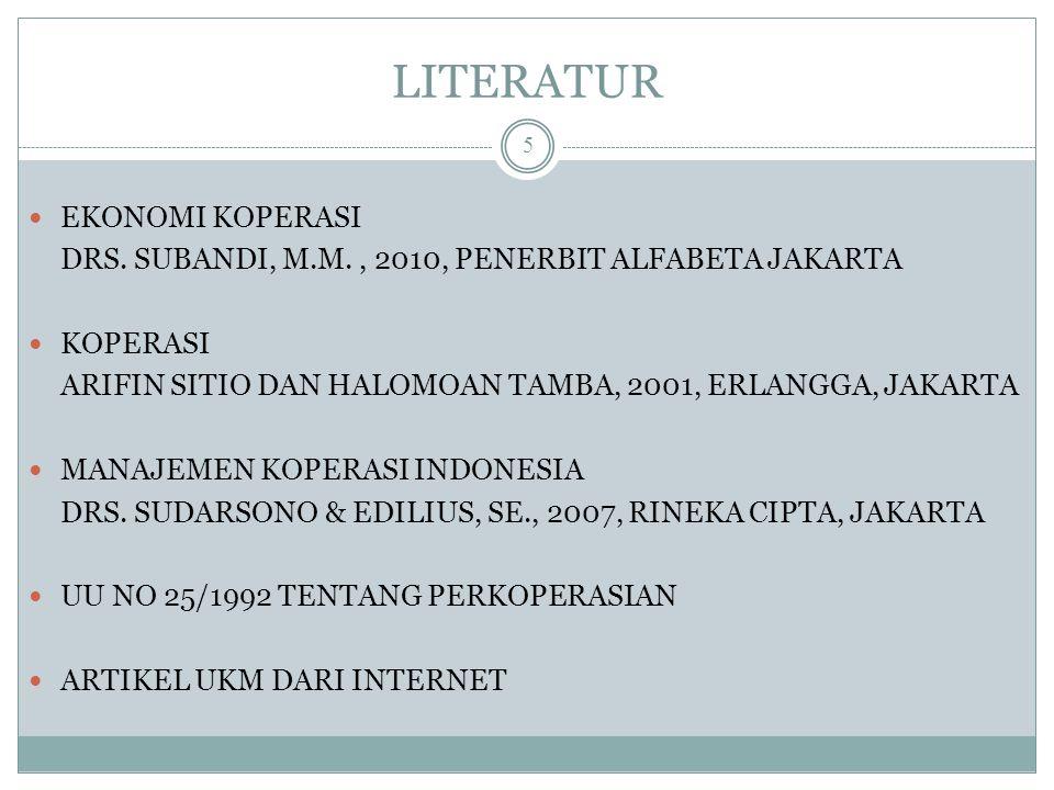 TUGAS MANDIRI-1 BUAT MAKALAH SEJARAH KOPERASI DI INDONESIA MASALAH, PELUANG, DAN TANTANGAN KOPERASI DI INDONESIA BUAT CONTOH MINIMAL 5 KOPERASI DIPRESENTASIKAN PADA PERTEMUAN 3 6