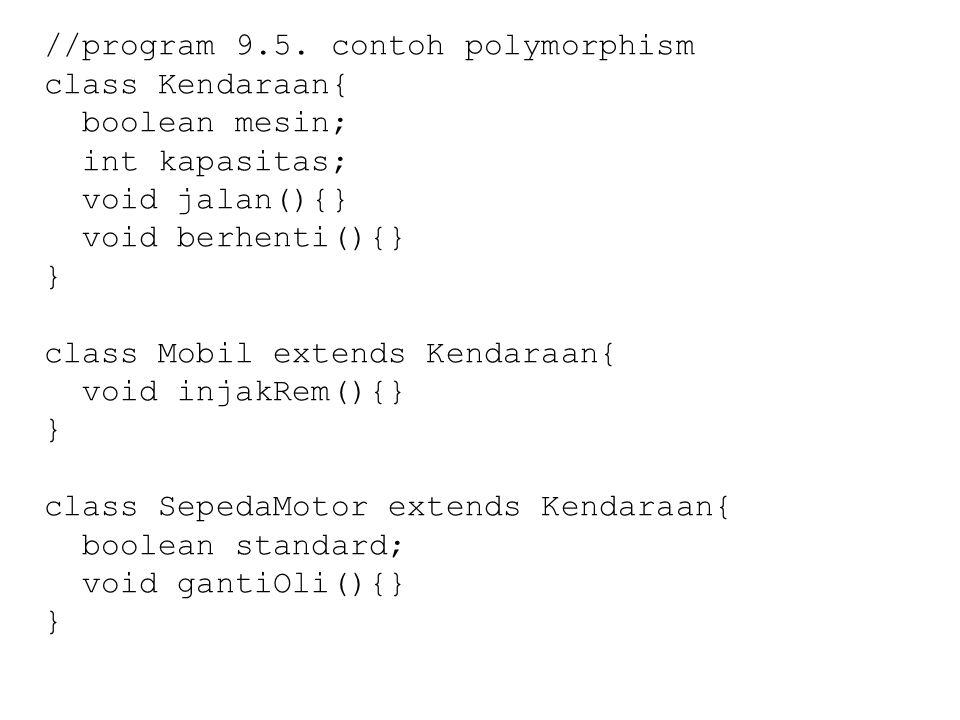 //program 9.5.